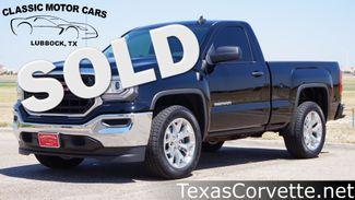 2016 GMC Sierra 1500  | Lubbock, Texas | Classic Motor Cars in Lubbock, TX Texas
