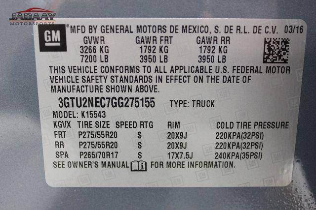 2016 GMC Sierra 1500 SLT Merrillville, Indiana 48