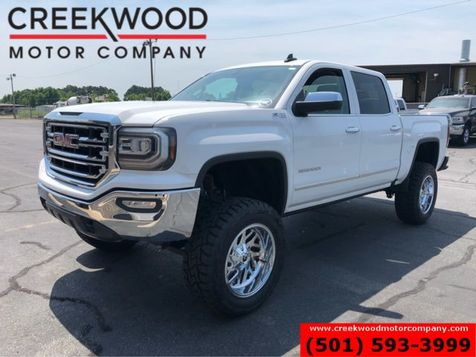 2016 GMC Sierra 1500 SLT Z71 4x4 Lifted Chrome 20s New Tires AMP Flares in Searcy, AR