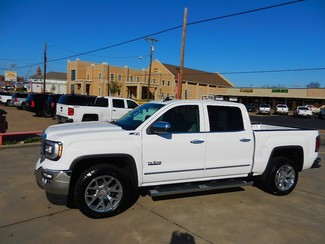 2016 GMC Sierra 1500 SLT Crew Cab  Z71 4x4 6.2 liter Sulphur Springs, Texas
