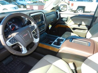 2016 GMC Sierra 1500 SLT Crew Cab  Z71 4x4 6.2 liter Sulphur Springs, Texas 29