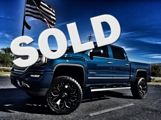 2016 GMC Sierra 1500 DENALI CREWCAB 4X4 V8 LIFTED FUEL 22