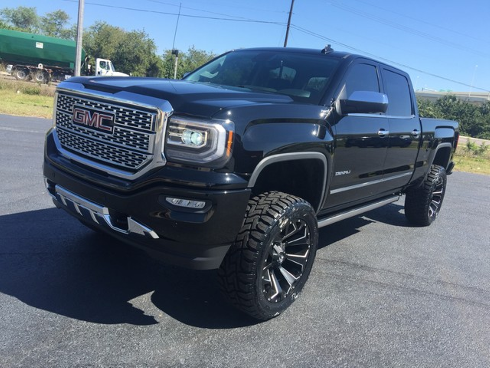 2015 Used GMC Sierra 1500 LIFTED 15 GMC SIERRA 1500 ALL ... |Lifted Gmc Sierra