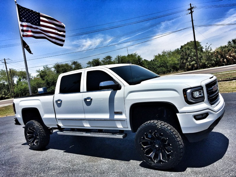 2016 GMC Sierra 1500 ALL TERRAIN CUSTOM LIFTED 22'S  in , Florida