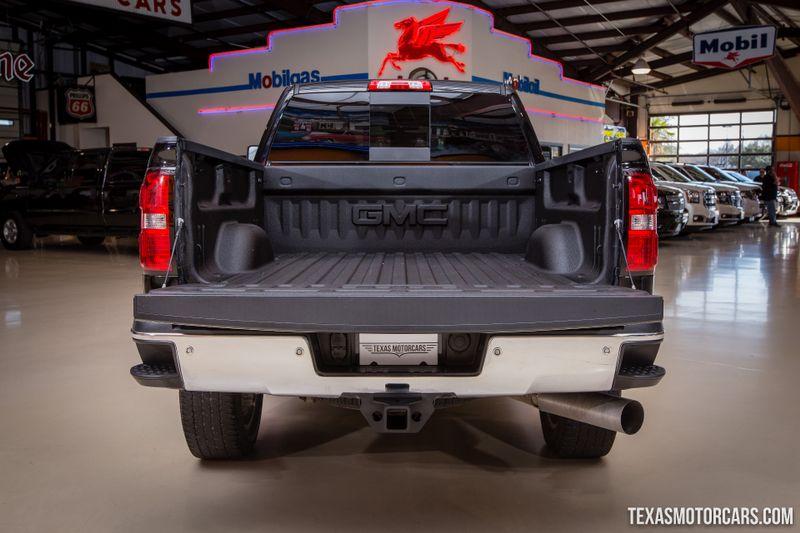 2016 GMC Sierra 2500HD SLT 4X4  in Addison, Texas