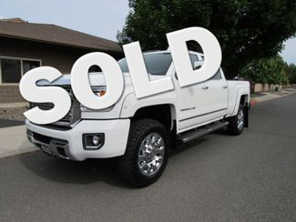 2016 GMC Sierra 2500HD Denali  Only 4K Miles  LIKE NEW! Bend, Oregon