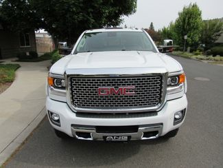2016 GMC Sierra 2500HD Denali  Only 4K Miles  LIKE NEW! Bend, Oregon 4