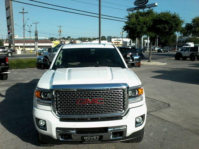 2016 GMC Sierra 2500HD Denali San Antonio, Texas 7