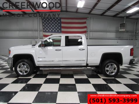 2016 GMC Sierra 2500HD SLT 4x4 Z71 Diesel Nav 1 Owner Chrome 20s Lthr Htd in Searcy, AR