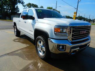 2016 GMC Sierra 2500HD Duramax Diesel SLT Sulphur Springs, Texas 5