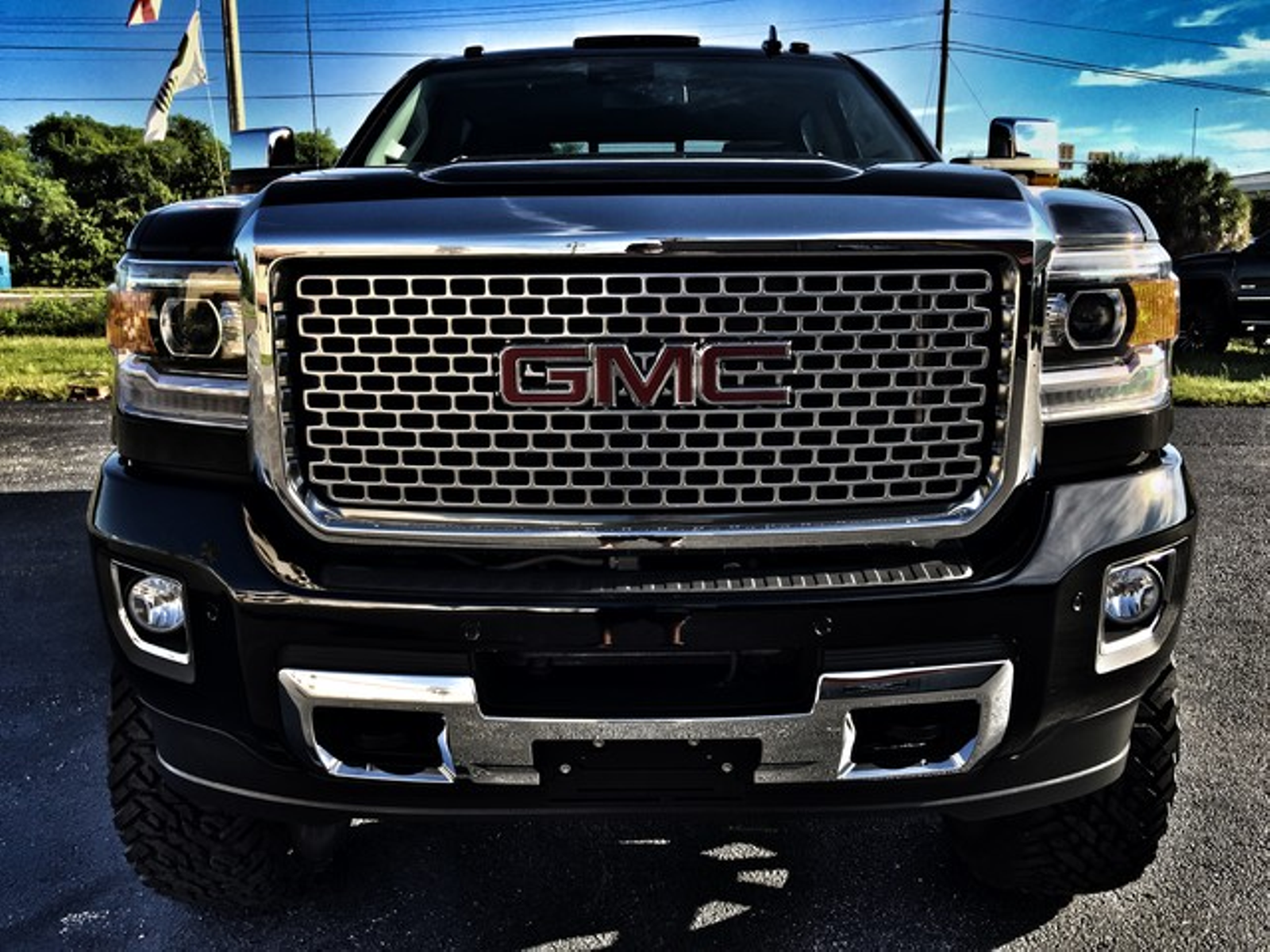 2016 gmc sierra 2500hd denali duramax 9 lift fuel turbo. Black Bedroom Furniture Sets. Home Design Ideas