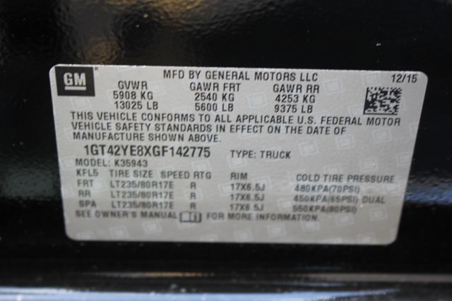 2016 GMC Sierra 3500HD Denali - LIFTED- DIESEL-4X4 Mooresville , NC 20