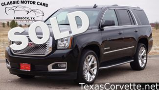 2016 GMC Yukon Denali in Lubbock Texas