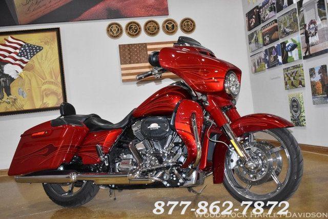 2016 Harley-Davidson CVO STREET GLIDE FLHXSE CVO STREET GLIDE Chicago, Illinois 1