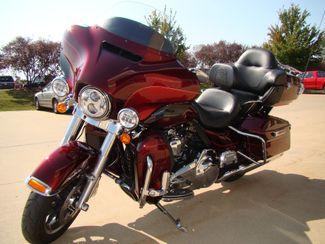 2016 Harley-Davidson Electra Glide® Ultra Classic® Bettendorf, Iowa 1