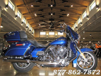 2016 Harley-Davidson ELECTRA GLIDE ULTRA CLASSIC FLHTCU ELECTRA GLIDE ULTRA McHenry, Illinois