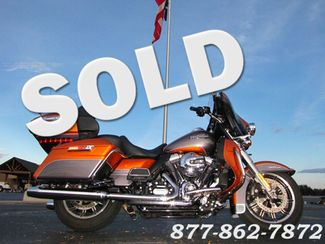 2016 Harley-Davidson ELECTRA GLIDE ULTRA CLASSIC FLHTCU ULTRA CLASSIC FLHTCU McHenry, Illinois
