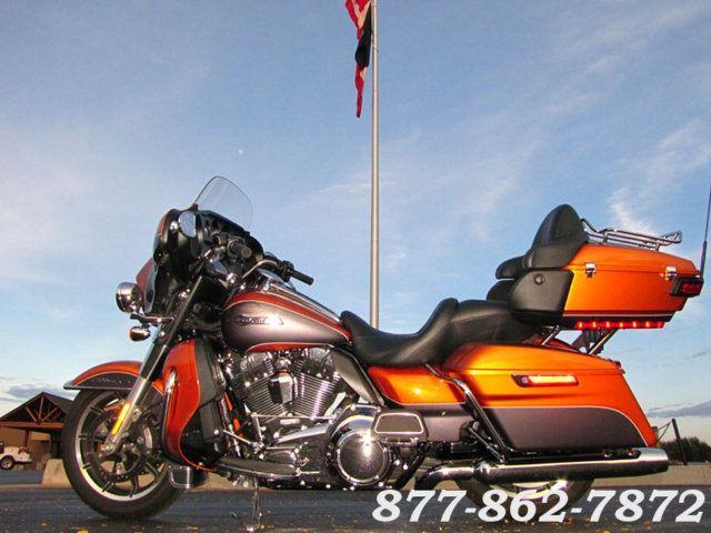 2016 Harley-Davidson ELECTRA GLIDE ULTRA CLASSIC FLHTCU ULTRA CLASSIC FLHTCU McHenry, Illinois 1