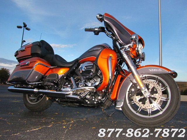 2016 Harley-Davidson ELECTRA GLIDE ULTRA CLASSIC FLHTCU ULTRA CLASSIC FLHTCU McHenry, Illinois 2