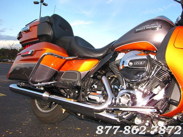 2016 Harley-Davidson ELECTRA GLIDE ULTRA CLASSIC FLHTCU ULTRA CLASSIC FLHTCU McHenry, Illinois 31