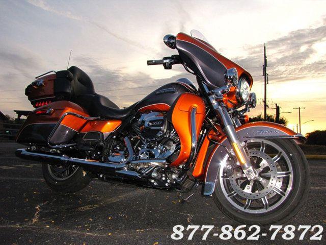 2016 Harley-Davidson ELECTRA GLIDE ULTRA CLASSIC FLHTCU ULTRA CLASSIC FLHTCU McHenry, Illinois 42