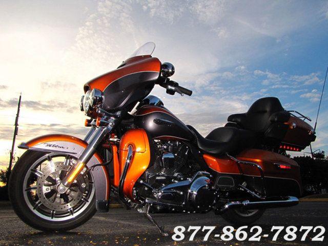 2016 Harley-Davidson ELECTRA GLIDE ULTRA CLASSIC FLHTCU ULTRA CLASSIC FLHTCU McHenry, Illinois 44