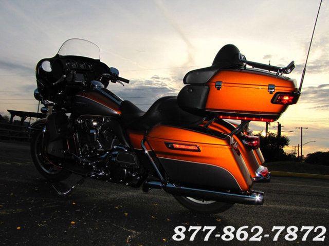 2016 Harley-Davidson ELECTRA GLIDE ULTRA CLASSIC FLHTCU ULTRA CLASSIC FLHTCU McHenry, Illinois 45