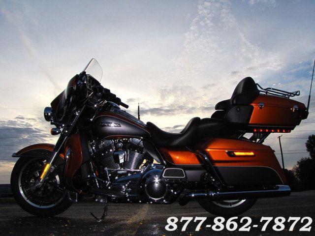 2016 Harley-Davidson ELECTRA GLIDE ULTRA CLASSIC FLHTCU ULTRA CLASSIC FLHTCU McHenry, Illinois 48