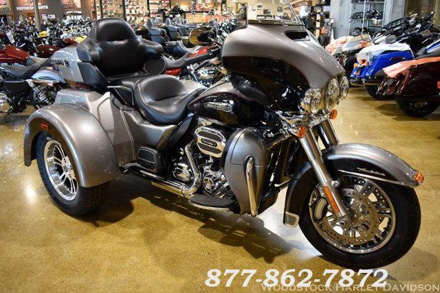 2016 Harley-Davidson FLHTCUTG TRI GLIDE ULTRA CLASSIC TRIKE TRI GLIDE TRIKE McHenry, Illinois 0