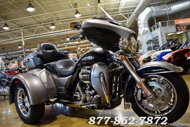 2016 Harley-Davidson FLHTCUTG TRI GLIDE ULTRA CLASSIC TRIKE TRI GLIDE TRIKE McHenry, Illinois 1