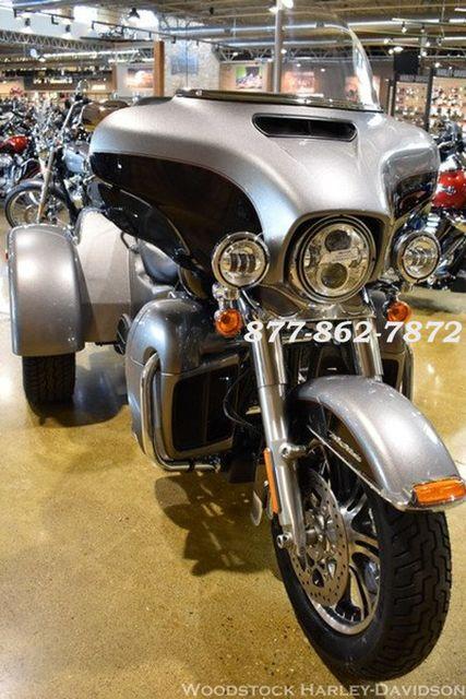 2016 Harley-Davidson FLHTCUTG TRI GLIDE ULTRA CLASSIC TRIKE TRI GLIDE TRIKE McHenry, Illinois 2