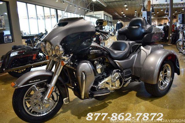 2016 Harley-Davidson FLHTCUTG TRI GLIDE ULTRA CLASSIC TRIKE TRI GLIDE TRIKE McHenry, Illinois 4