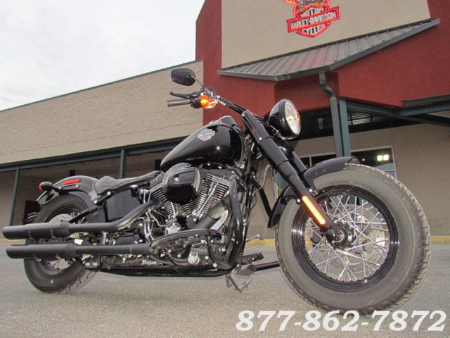 2016 Harley-Davidson FLSS SOFTAIL SLIM S 110 ci SOFTAIL SLIM S 110ci McHenry, Illinois 2