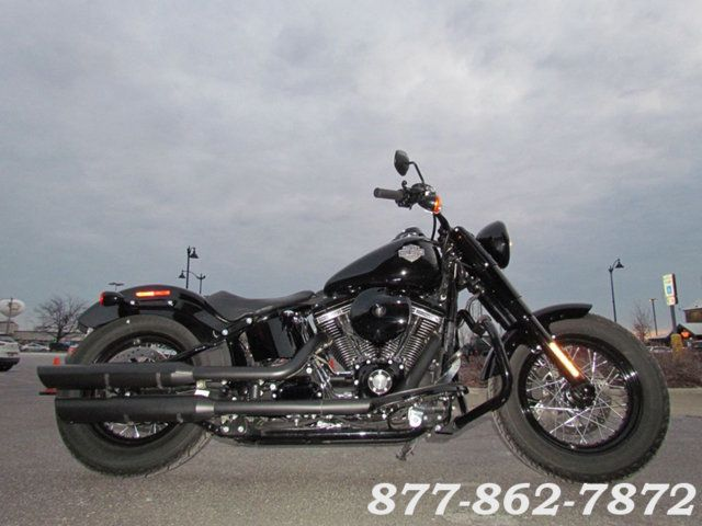 2016 Harley-Davidson FLSS SOFTAIL SLIM S 110 ci SOFTAIL SLIM S 110ci McHenry, Illinois 37