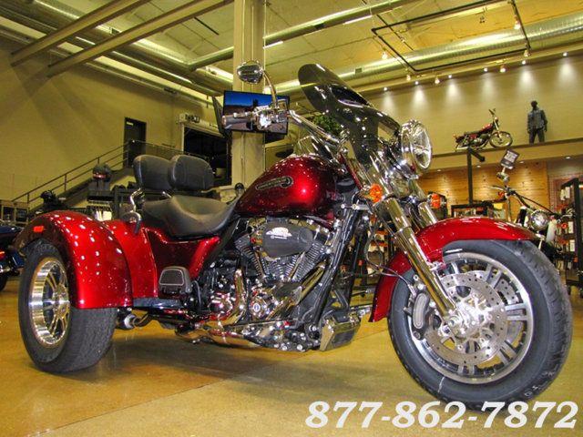 2016 Harley-Davidson FREEWHEELER FLRT HIGH PERFORMANCE TRIKE FREEWHEELER TRIKE McHenry, Illinois 2