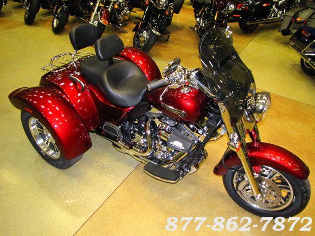 2016 Harley-Davidson FREEWHEELER FLRT HIGH PERFORMANCE TRIKE FREEWHEELER TRIKE McHenry, Illinois 32