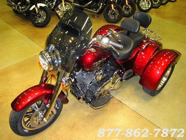2016 Harley-Davidson FREEWHEELER FLRT HIGH PERFORMANCE TRIKE FREEWHEELER TRIKE McHenry, Illinois 34