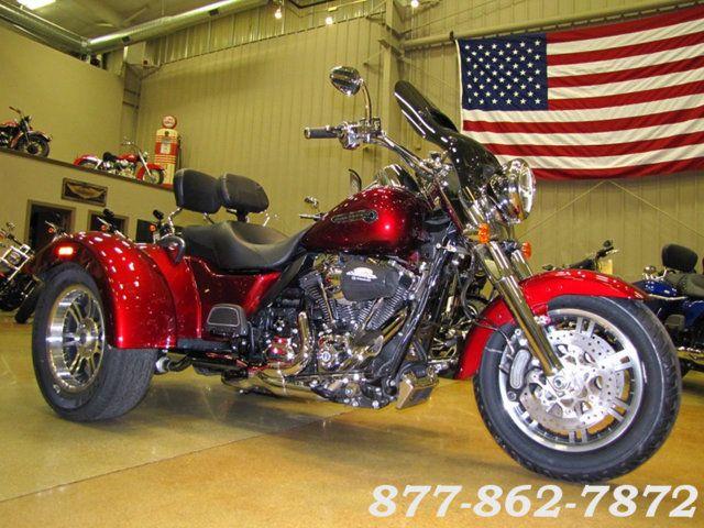 2016 Harley-Davidson FREEWHEELER FLRT HIGH PERFORMANCE TRIKE FREEWHEELER TRIKE McHenry, Illinois 38