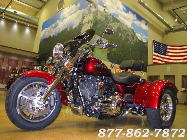 2016 Harley-Davidson FREEWHEELER FLRT HIGH PERFORMANCE TRIKE FREEWHEELER TRIKE McHenry, Illinois 4