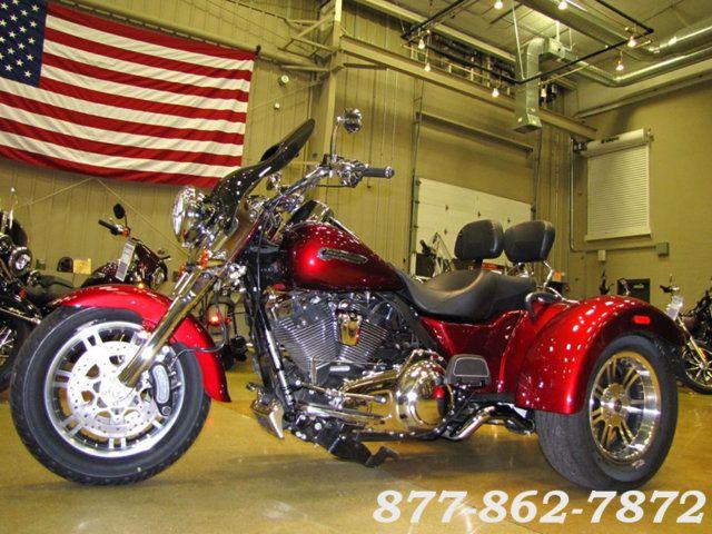 2016 Harley-Davidson FREEWHEELER FLRT HIGH PERFORMANCE TRIKE FREEWHEELER TRIKE McHenry, Illinois 40
