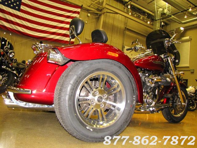 2016 Harley-Davidson FREEWHEELER FLRT HIGH PERFORMANCE TRIKE FREEWHEELER TRIKE McHenry, Illinois 43