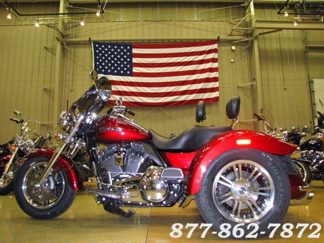2016 Harley-Davidson FREEWHEELER FLRT HIGH PERFORMANCE TRIKE FREEWHEELER TRIKE McHenry, Illinois 44