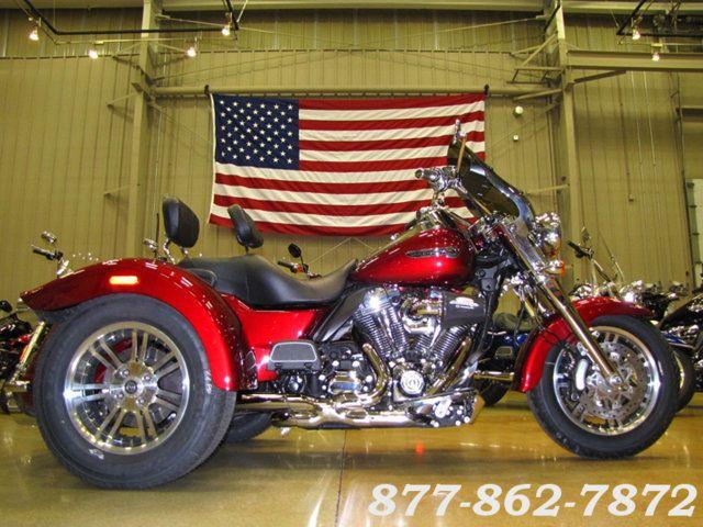 2016 Harley-Davidson FREEWHEELER FLRT HIGH PERFORMANCE TRIKE FREEWHEELER TRIKE McHenry, Illinois 45