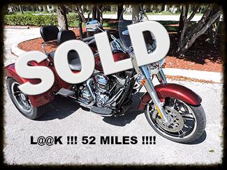 2016 Harley Davidson Freewheeler Trike Trike Pompano, Florida