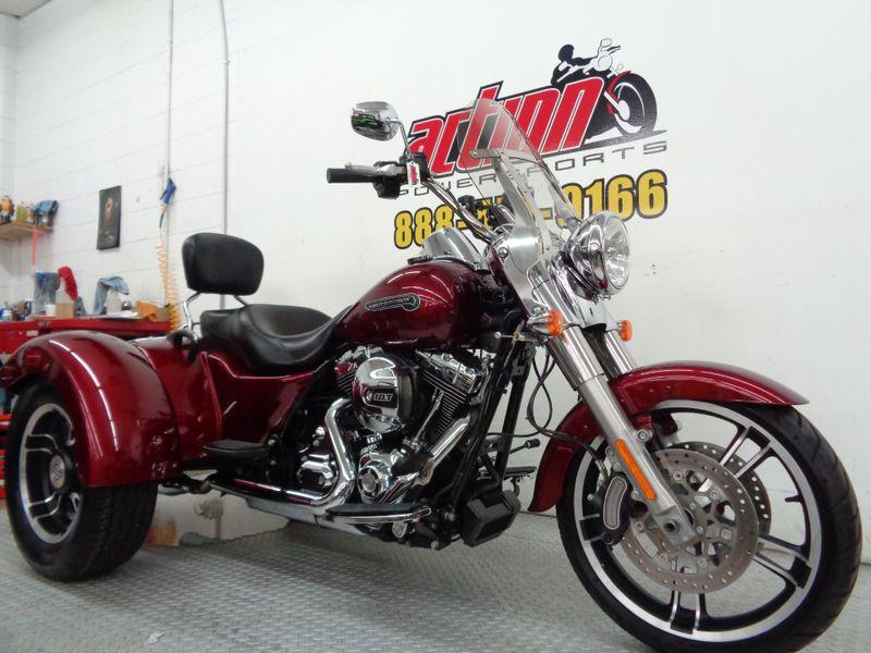 2016 Harley Davidson Freewheeler   Oklahoma  Action PowerSports  in Tulsa, Oklahoma