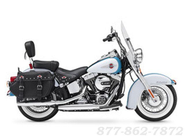 2016 Harley-Davidson HERITAGE SOFTAIL CLASSIC FLSTC HERITAGE CLASSIC Chicago, Illinois