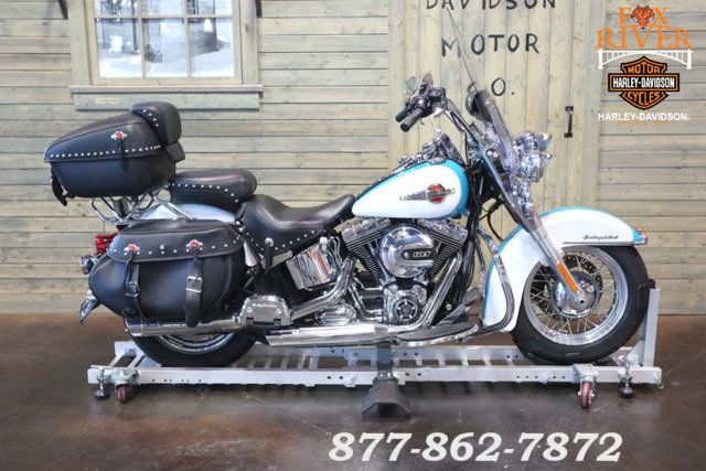 2016 Harley-Davidson HERITAGE SOFTAIL CLASSIC FLSTC HERITAGE CLASSIC Chicago, Illinois 1