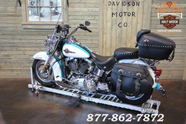 2016 Harley-Davidson HERITAGE SOFTAIL CLASSIC FLSTC HERITAGE CLASSIC Chicago, Illinois 5