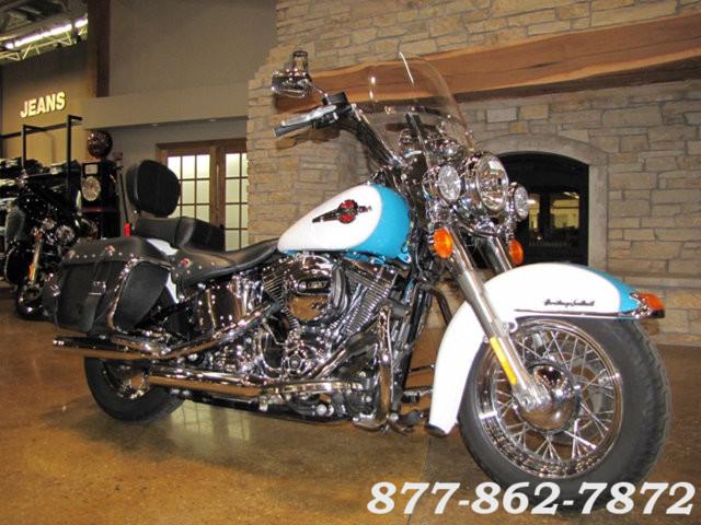 2016 Harley-Davidson HERITAGE SOFTAIL CLASSIC FLSTC HERITAGE SOFTAIL McHenry, Illinois 2