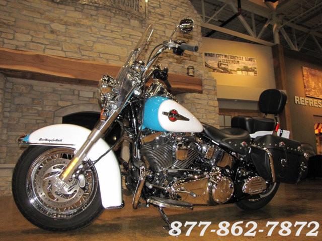 2016 Harley-Davidson HERITAGE SOFTAIL CLASSIC FLSTC HERITAGE SOFTAIL McHenry, Illinois 36